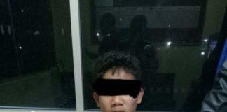 Seorang pelaku curanmor diringkus polisi di Sumbawa Barat