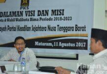 Sekretaris Umum DPW PKS NTB, Uhibbusa'adi