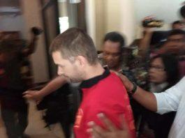 Dorfin Felix, tahanan narkoba Polda NTB berhasil malarikan dari dari sel tahanan dini hari (21/1)